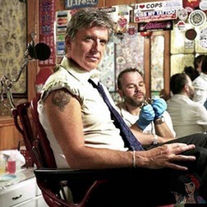3 Tattoos Craig Ferguson
